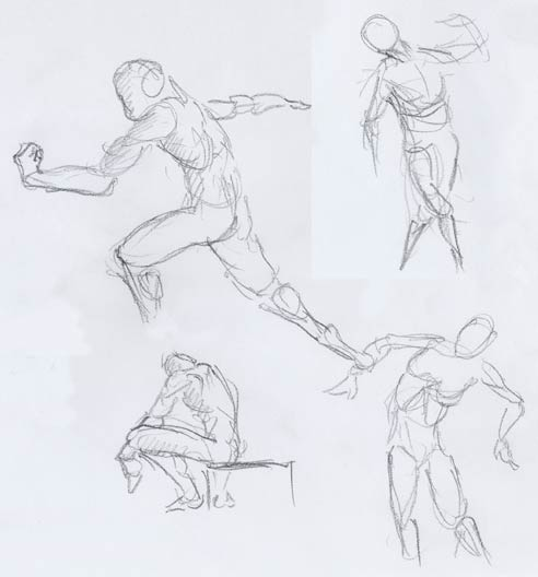 hitchhiking the world of drawing (progress thread)